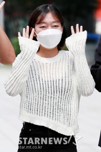 박경혜 '괴물같은 연기력 기대하세요'[★포토]