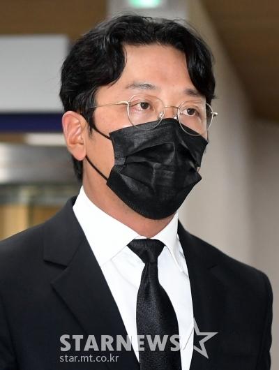 '프로포폴 불법 투약' 하정우, 벌금 3000만원[★포토]
