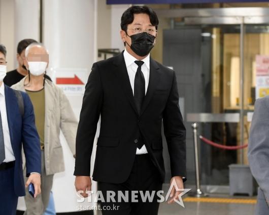 하정우 '프로포폴 투약 벌금 3000만원'[★포토]