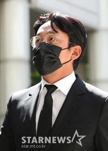 '프로포폴 투약' 하정우, 1심 벌금[★포토]