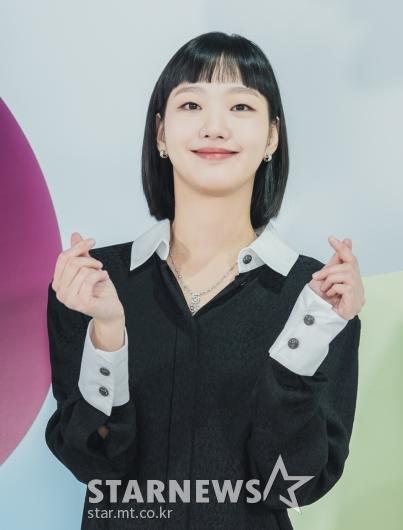 김고은 '너무 예쁜 눈웃음'[★포토]