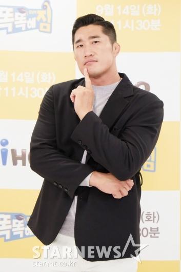 김동현 '이제는 똑똑한 파이터'[★포토]