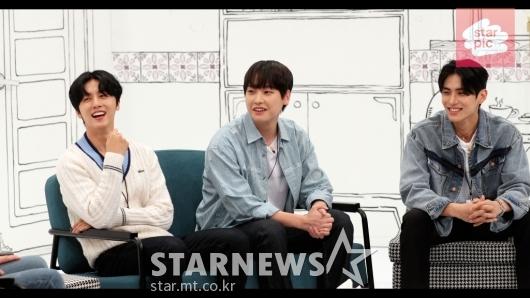 SF9 영빈-인성-유태양 '즐거운 동아리 활동!' [영상]