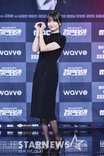 박하선 '사랑스런 국정요원'[★포토]