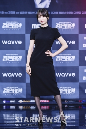 박하선 '섹시한 검은 태양'[★포토]