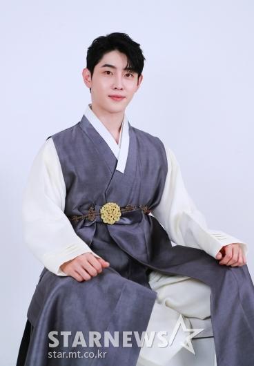 박현호 '한복 입고 당당하게'[★포토]