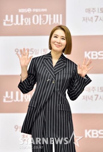 이일화 '최강 동안 미모 '[★포토]