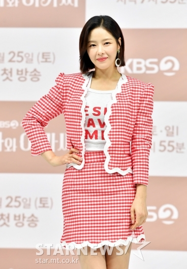 박하나 '더 예뻐진 미모'[★포토]