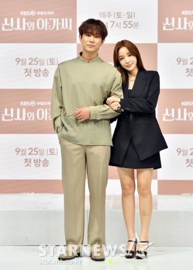 안우연-윤진이 '잘 어울리는 커플'[★포토]