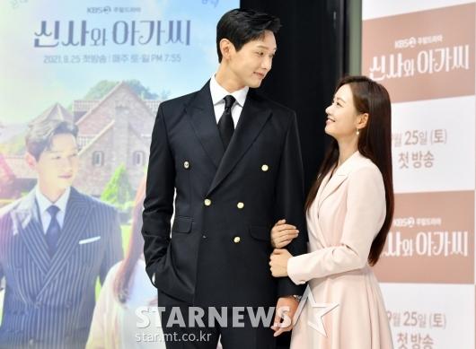 지현우-이세희 '신사와 아가씨'[★포토]