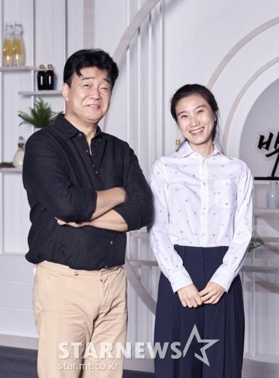 백종원-박희연 PD '믿고 보는 백스피릿'[★포토]