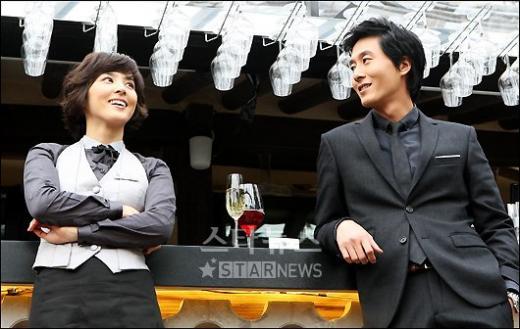 [★포토]한혜진-김주혁, '러브라인' 지켜봐주세요