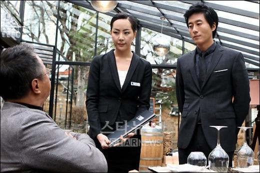 [★포토]'떼루아' 촬영현장, 리허설도 실전처럼