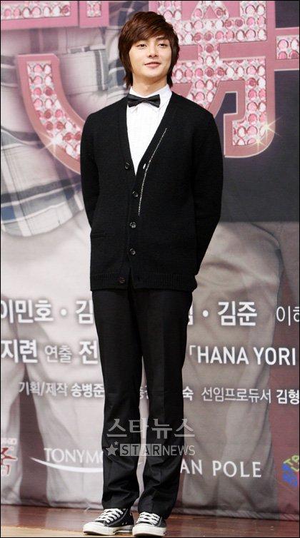 [★포토]'꽃보다 남자' 김준, F4의 내면 리더역 맡았어요