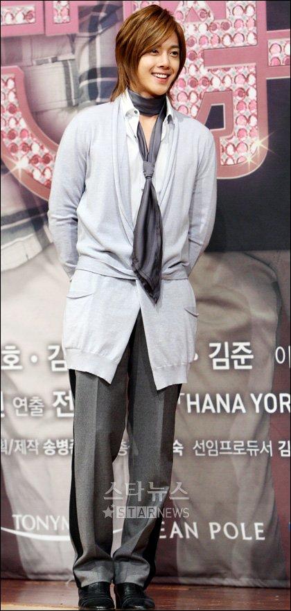 [★포토]'꽃보다 남자' 김현중, 4차원적 매력 기대하세요!