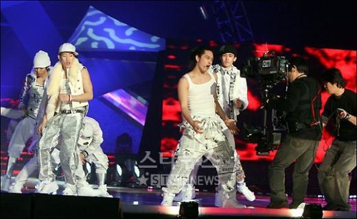 [★포토]2PM, '리허설도 생방처럼'