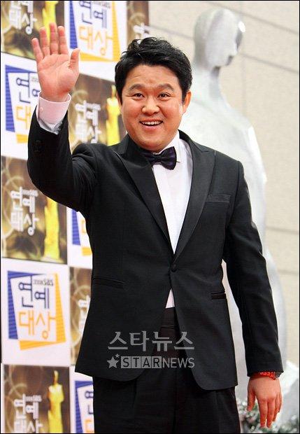 [★포토]김구라 '재석이가 받겠죠'