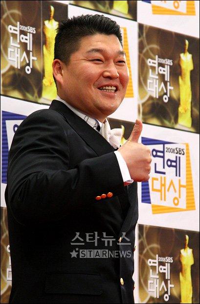 [★포토]강호동 '3관왕을 노린다'