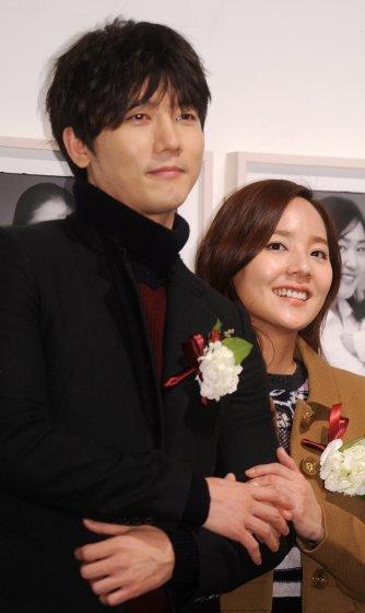 배우 기태영(왼쪽), 유진/사진=스타뉴스