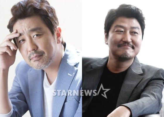 류승룡, 송강호/사진=머니투데이 스타뉴스