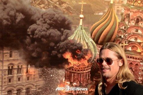 브래드 피트 /AFPBBNews=뉴스1