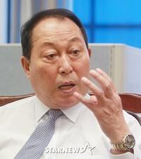 김인식 전 야구대표팀 감독.