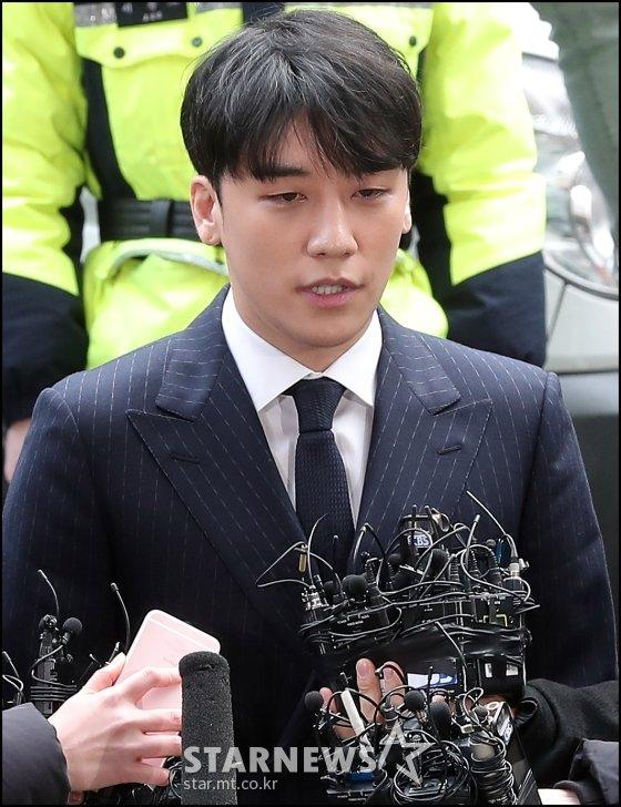 그룹 빅뱅 전 멤버 승리 /사진=김창현 기자