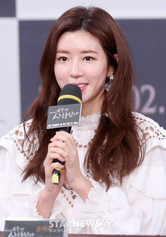 배우 박한별 /사진=스타뉴스