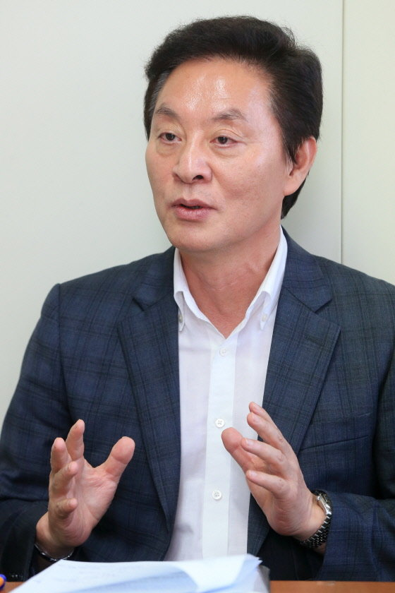 정두언 전 국회의원 /사진=이기범 기자