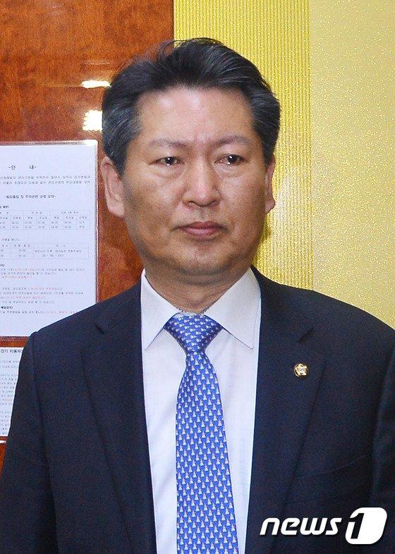정청래 전 의원./사진=뉴스1
