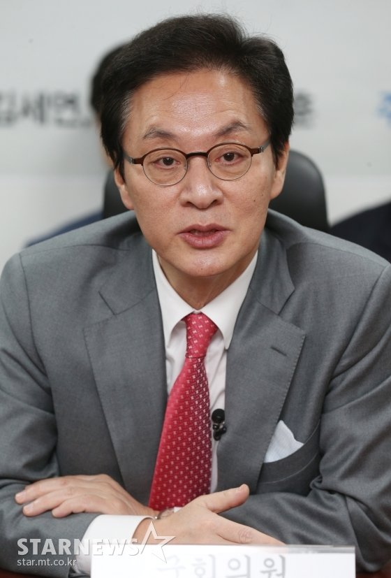 사망한 정두언 전 의원./사진=이동훈 기자