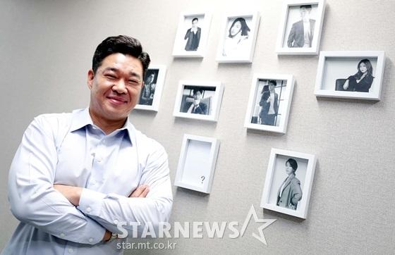 """왕기준 대표 """"임원희 '미우새' 출연 만족..재혼했으면""""(인터뷰②)"""