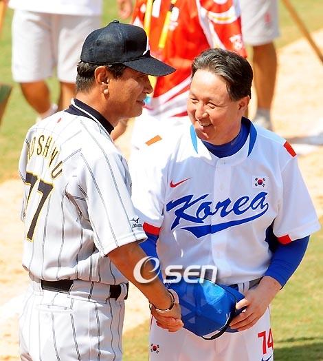 한국야구가 일본을 이긴 날