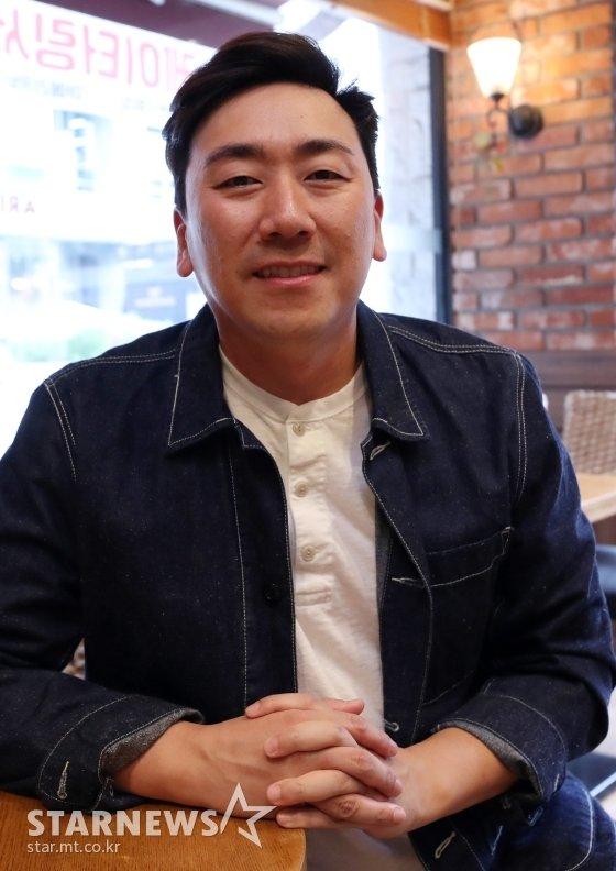 존킴 스틸울엔터테인먼트 부사장 /사진=김휘선 기자