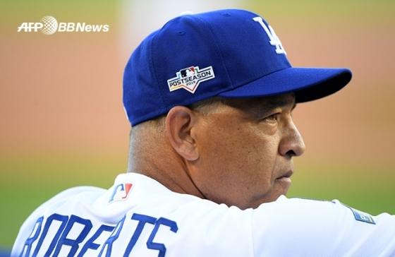데이브 로버츠 LA 다저스 감독.  /AFPBBNews=뉴스1