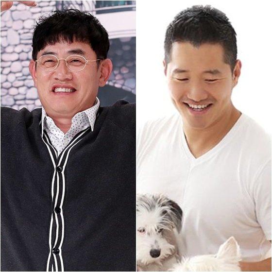 이경규(왼쪽)와 강형욱 /사진=스타뉴스, 보듬컴퍼니