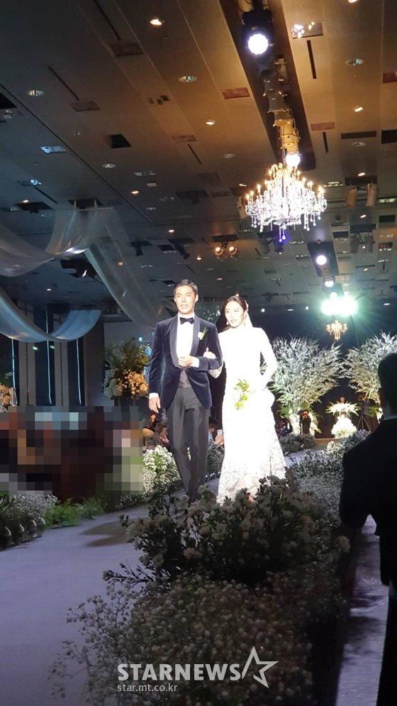 강남 이상화 결혼식/사진=독자제공