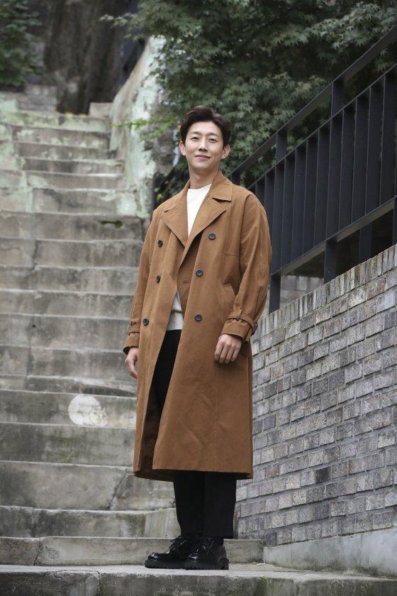 배우 강기영 /사진제공=NEW