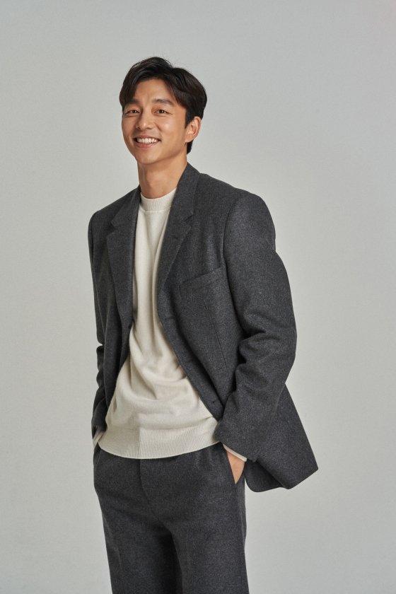 배우 공유 /사진제공=매니지먼트숲
