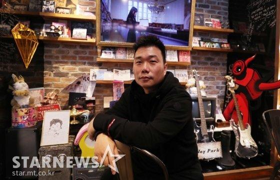 쟈니브로스 김준홍 대표 /사진=김휘선 기자