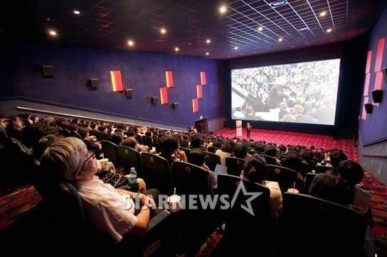 메가박스 코엑스점이 극장요금을 13일부터 인상한다/사진=머니투데이 스타뉴스