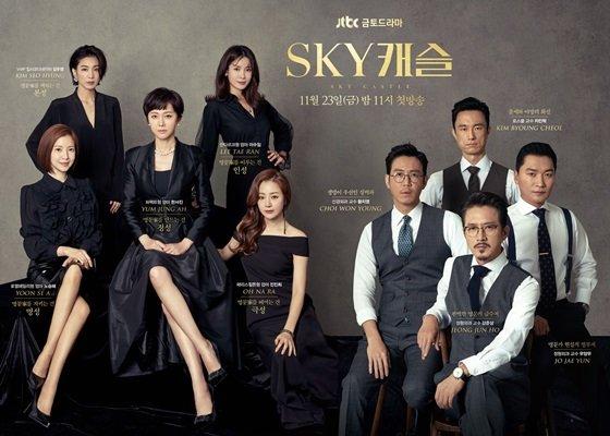\'SKY 캐슬\' 단체 포스터 /사진제공=JTBC
