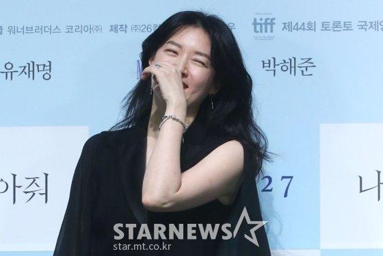 배우 이영애 / 사진=스타뉴스