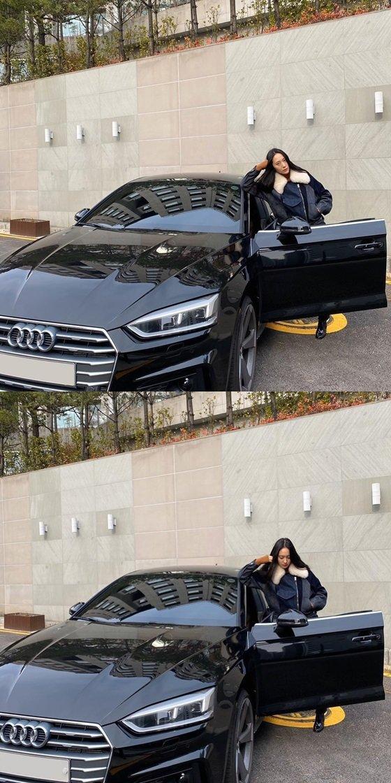 /사진=가수 겸 배우 크리스탈 SNS.