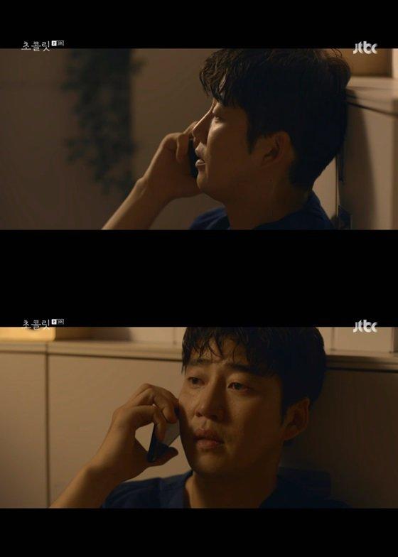 /사진=JTBC 금토드라마 \'초콜릿\' 방송 화면 캡쳐.