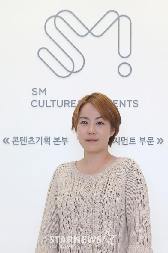 """이예지 본부장 """"예능 PD→크리에이티드 디렉터 변신에 만족"""" (인터뷰①)"""