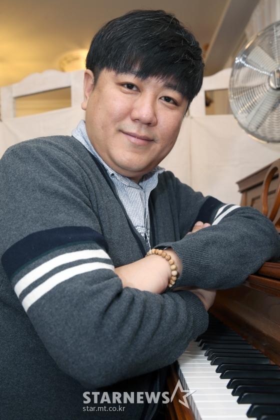 """이성훈 대표 """"올해도 변진섭 활발한 활동이 목표""""(인터뷰③)"""