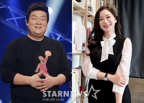 유민상·김하영, '열애설'→'개콘' 부활 발판 [이경호의 단맛쓴맛]