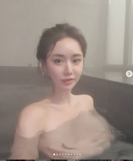 김이슬. /사진=김이슬 인스타그램