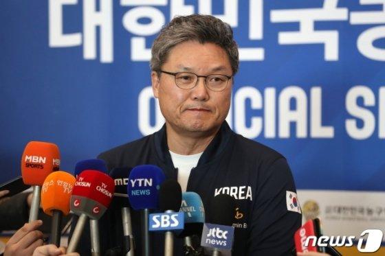 이문규 여자농구 대표팀 감독. /사진=뉴스1